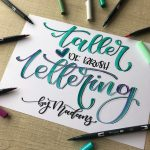 Lettering iniciación